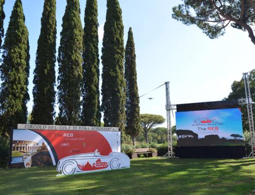 La Cisitalia 202 best of show del Reb Concours
